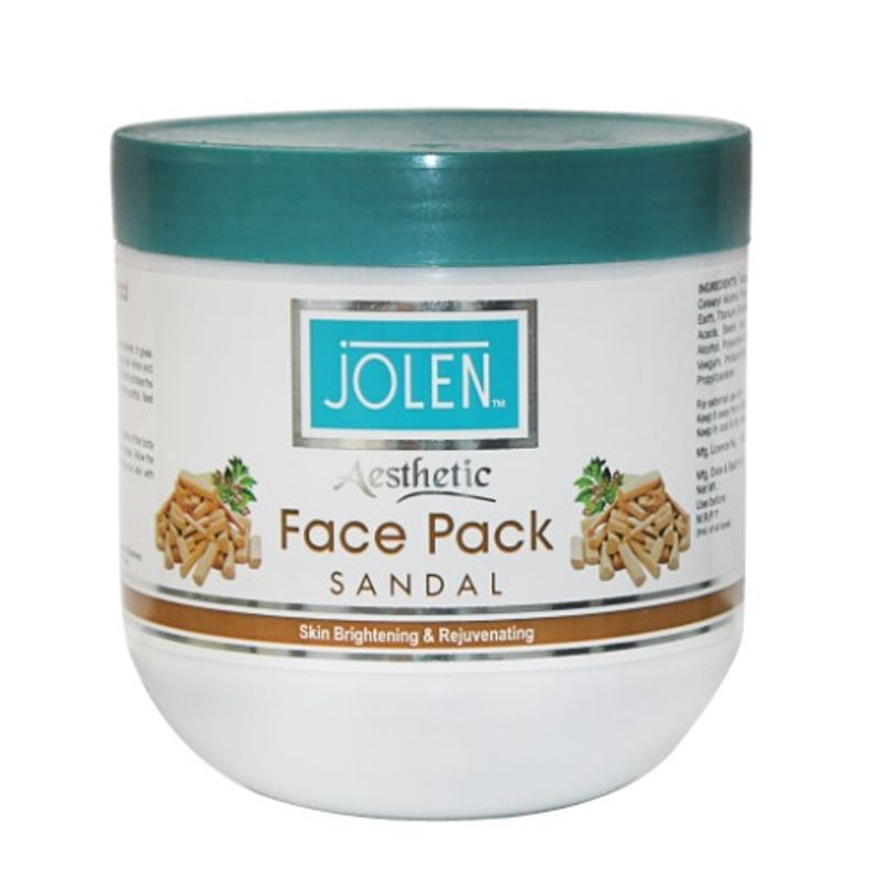 Jolen Sandal Face Pack