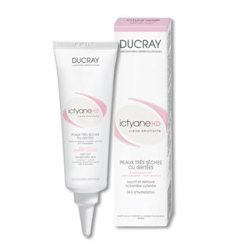 Ducray Ictyane Hd Emollient Cream