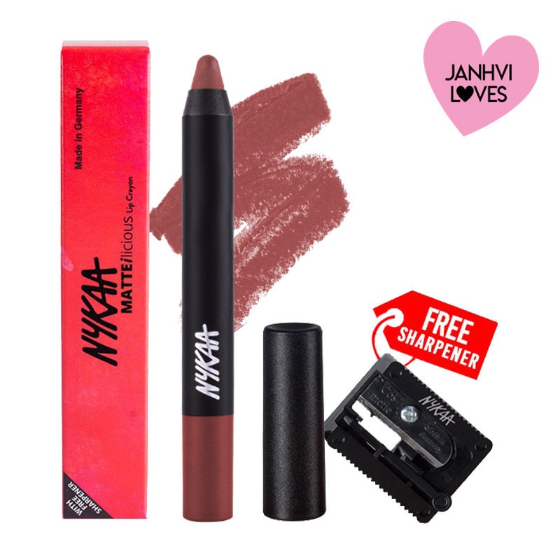 lip crayon buy crayon lipstick online in india at best price nykaa