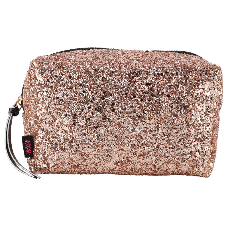 fd47a4bb92 Nykaa Bling It On Pouch - Rose Gold at Nykaa.com