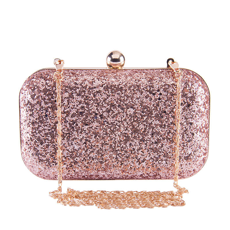 Nykaa Party Edit Clutch - Rose Gold Diva at Nykaa.com 9819d664a7878