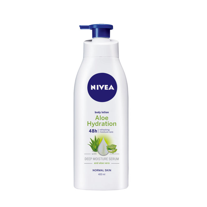 Nivea Aloe Hydration Body Lotion - 8904256002578