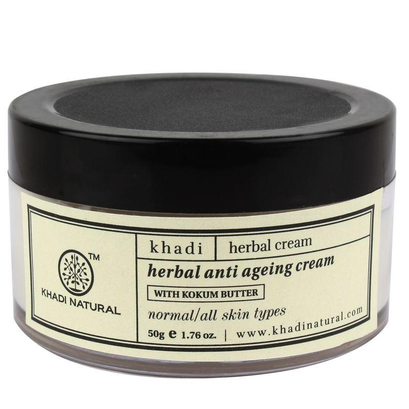 Khadi Natural Herbal Anti Ageing Cream