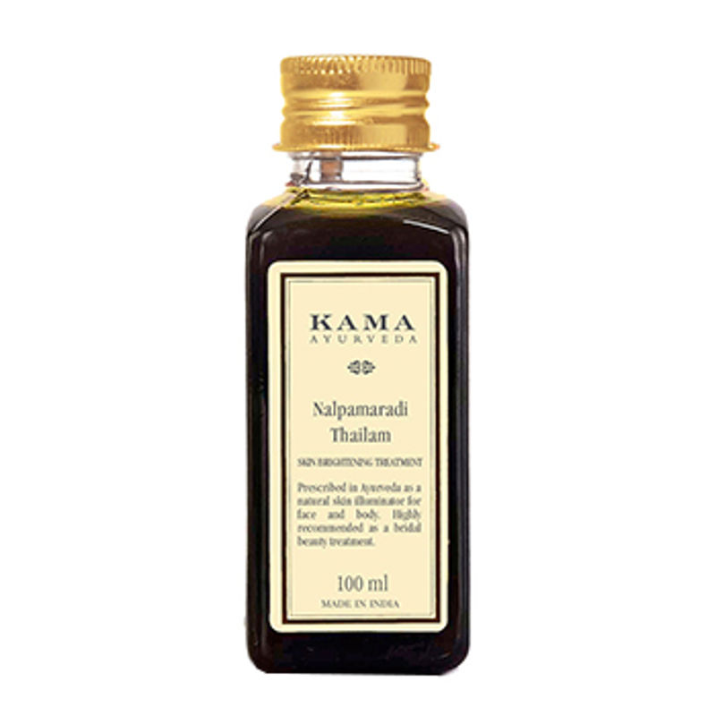 Kama Ayurveda Nalpamaradi Thailam Skin Brightening Treatment