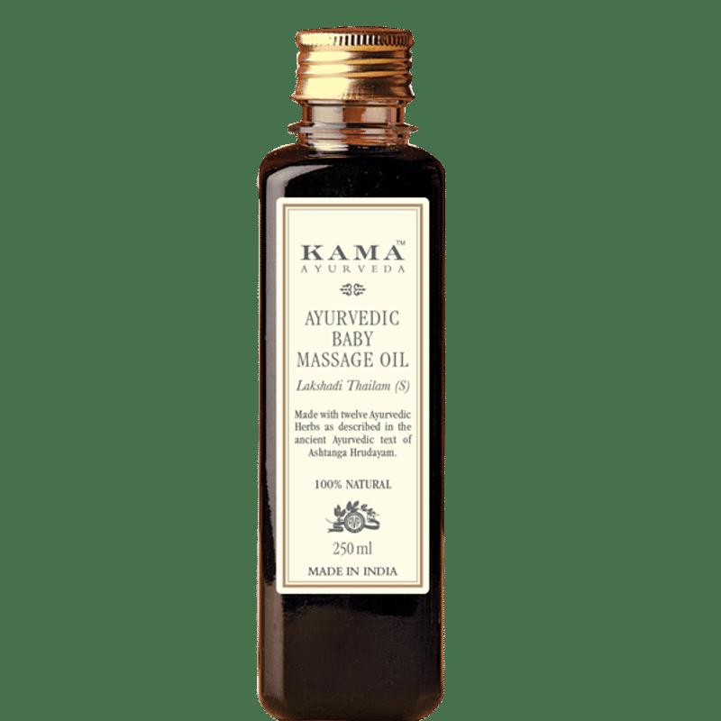 Kama Ayurveda Ayurvedic Baby Massage Oil Lakshadi Thailam