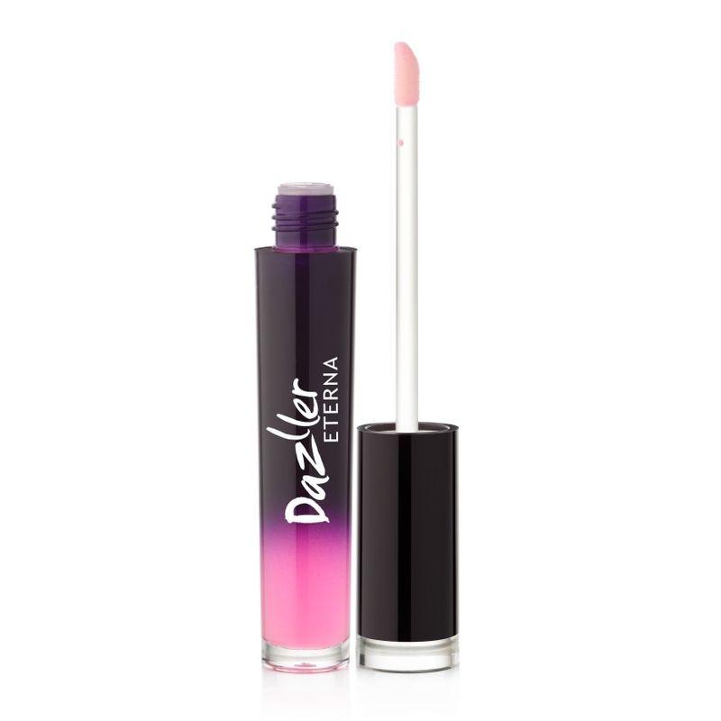 Dazller Eterna Lustrous Lip Gloss - 506 Hot Pink