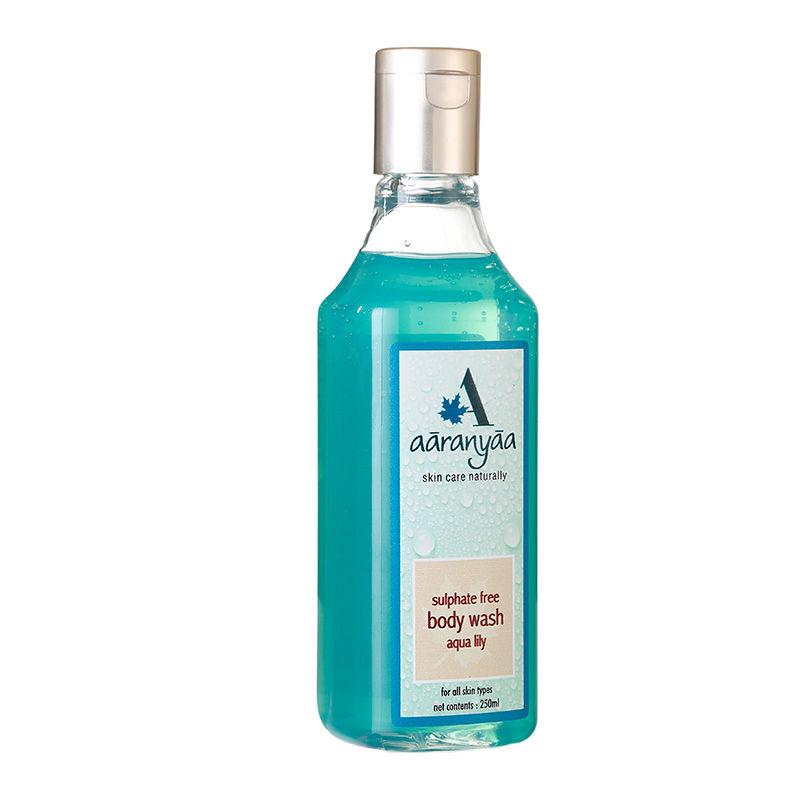 Aaranyaa Sulphate Free Aqua Lily Body Wash