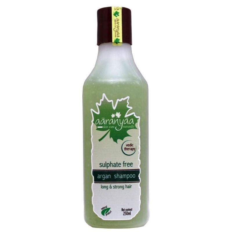 Aaranyaa Sulphate Free Argan Shampoo