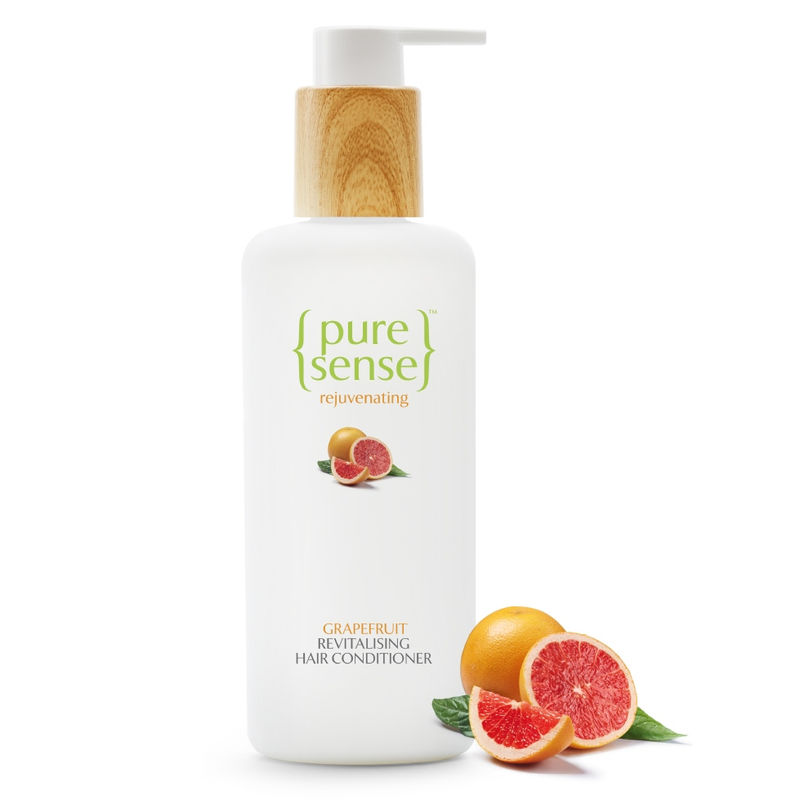 PureSense Grapefruit Revitalising Hair Conditioner - Sulphate And Paraben Free