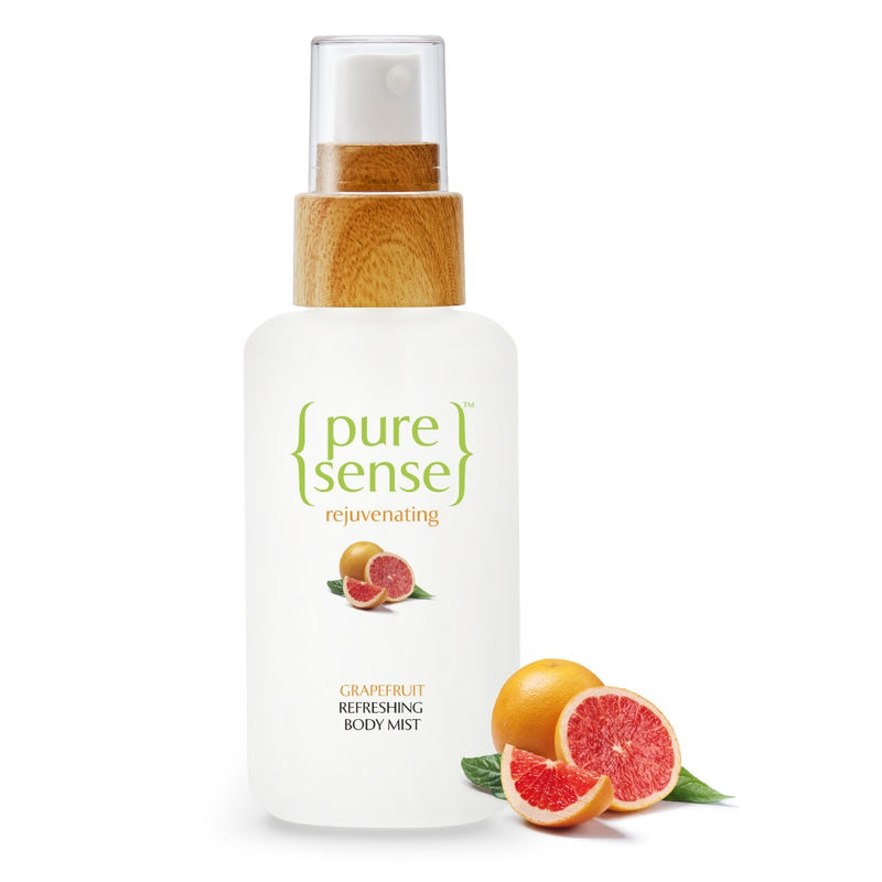 PureSense Grapefruit Refreshing Body Mist - Sulphate And Paraben Free
