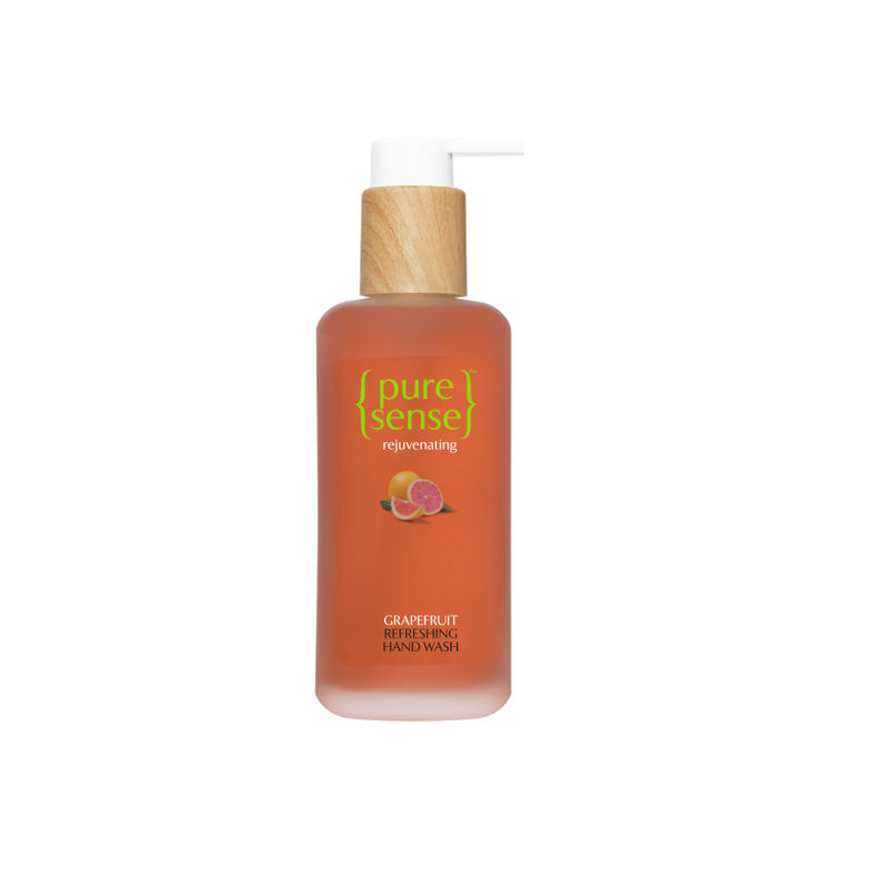 PureSense Grapefruit Refreshing Hand Wash - Sulphate & Paraben Free