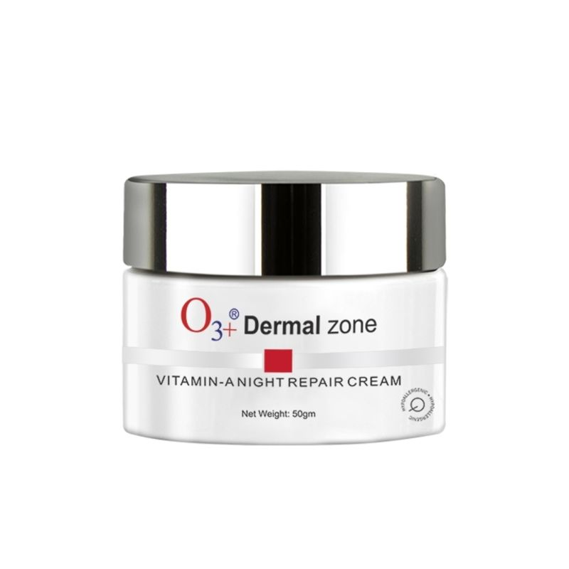 O3+ Vitamin-A Night Repair Cream