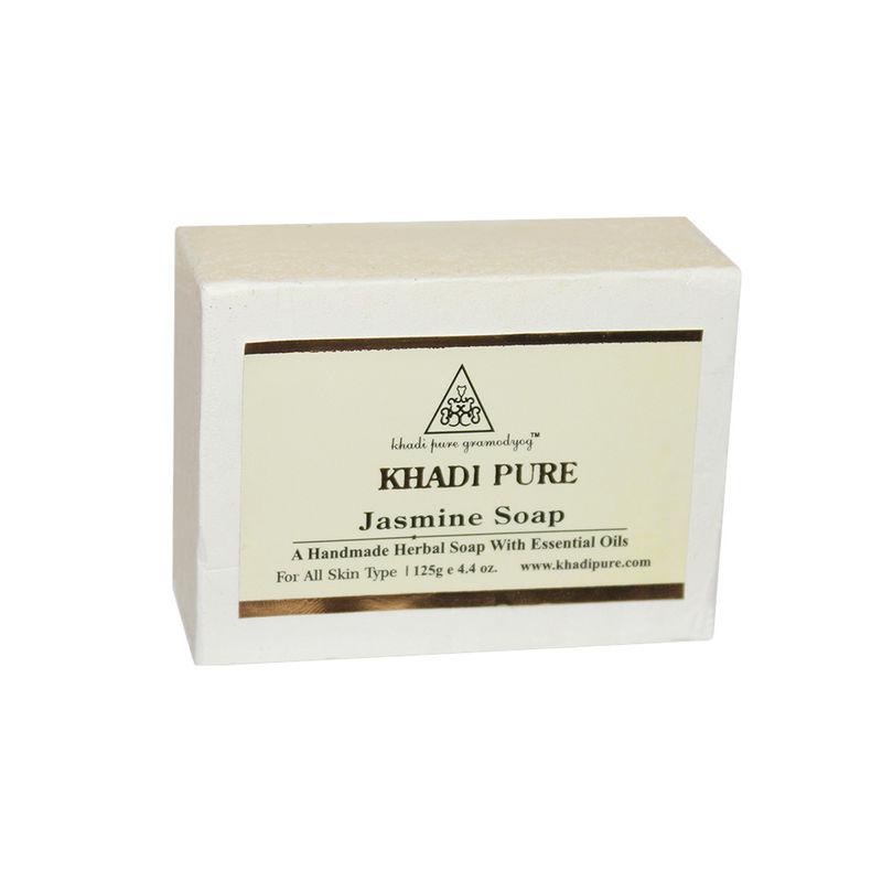 Khadi Pure Herbal Jasmine Soap