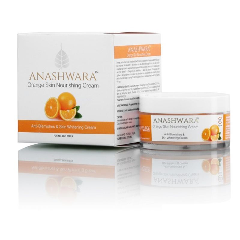 Bio Resurge Anashwara Orange Skin Nourishing Cream