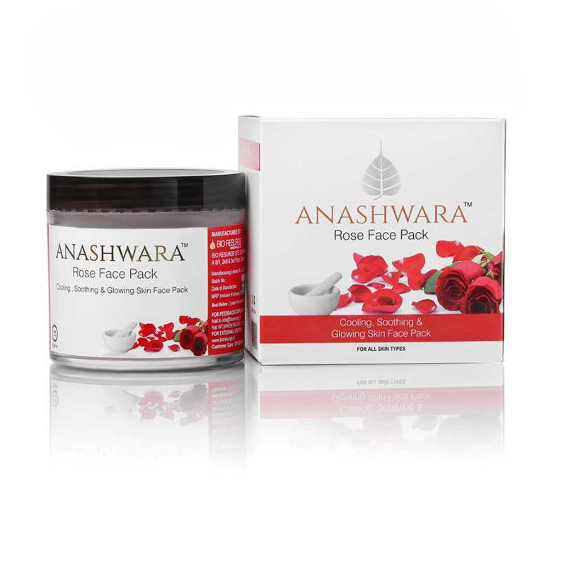 Bio Resurge Anashwara Rose Face Pack