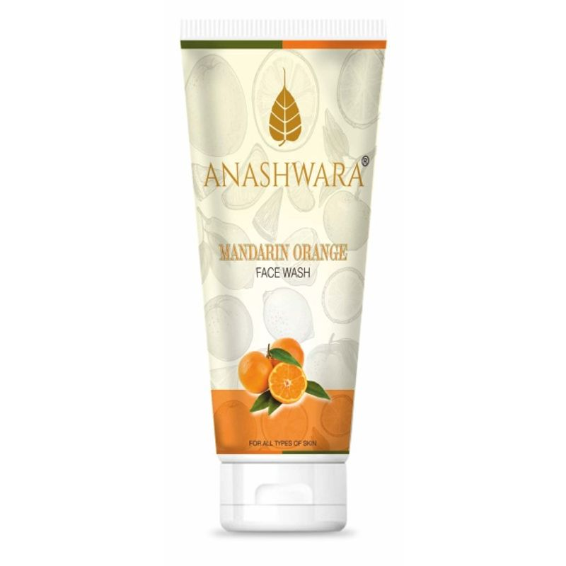 Bio Resurge Anashwara Mandarin Orange Face Wash