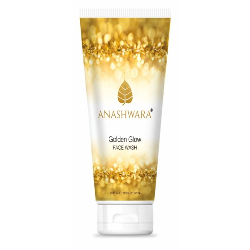Bio Resurge Anashwara Golden Glow Face Wash