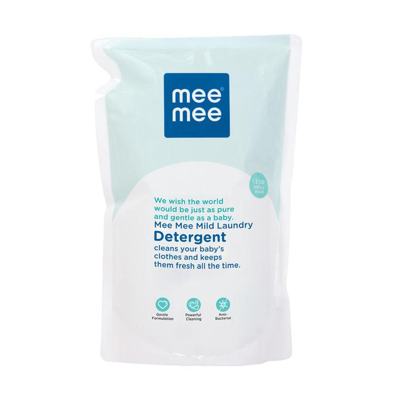 Mee Mee Mild Baby Liquid Laundry Detergent Refill Pack