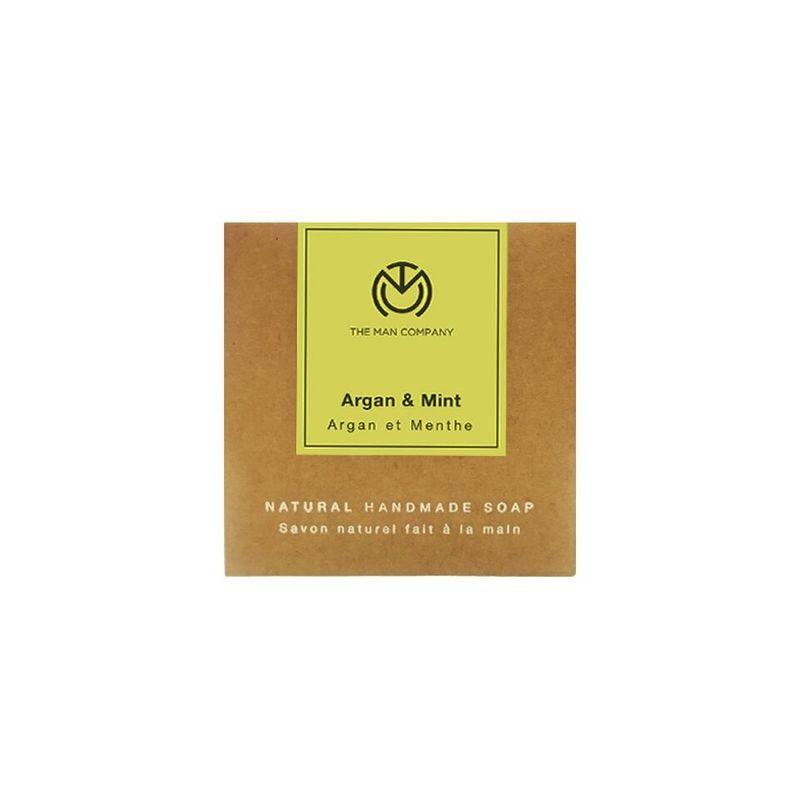 The Man Company Argan & Mint Soap Bar