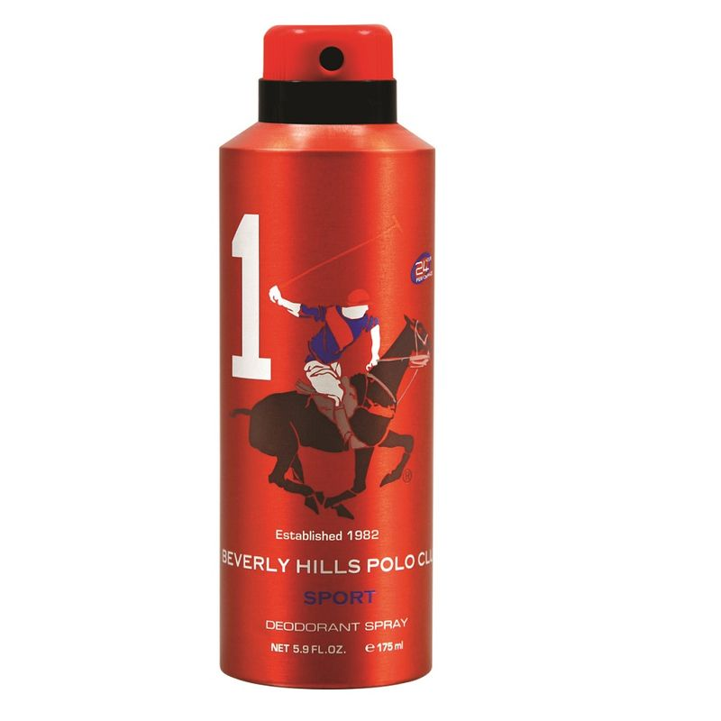Beverly Hills Polo Club Sport 1 Deodorant Spray