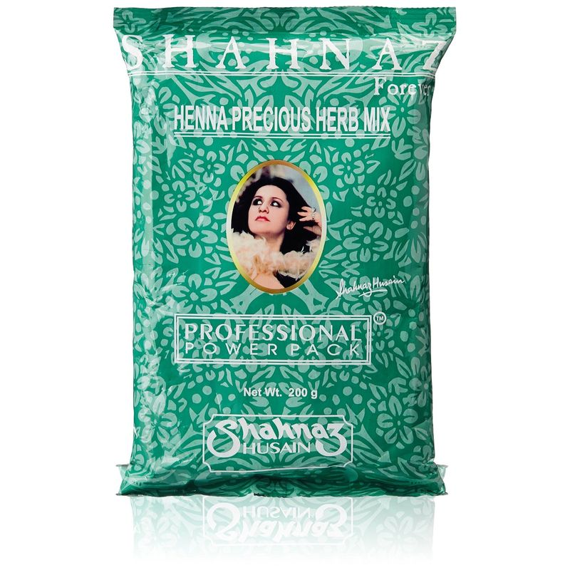 Shahnaz Husain Henna Precious Herb Mix (Buy 2 Get 1 Free)