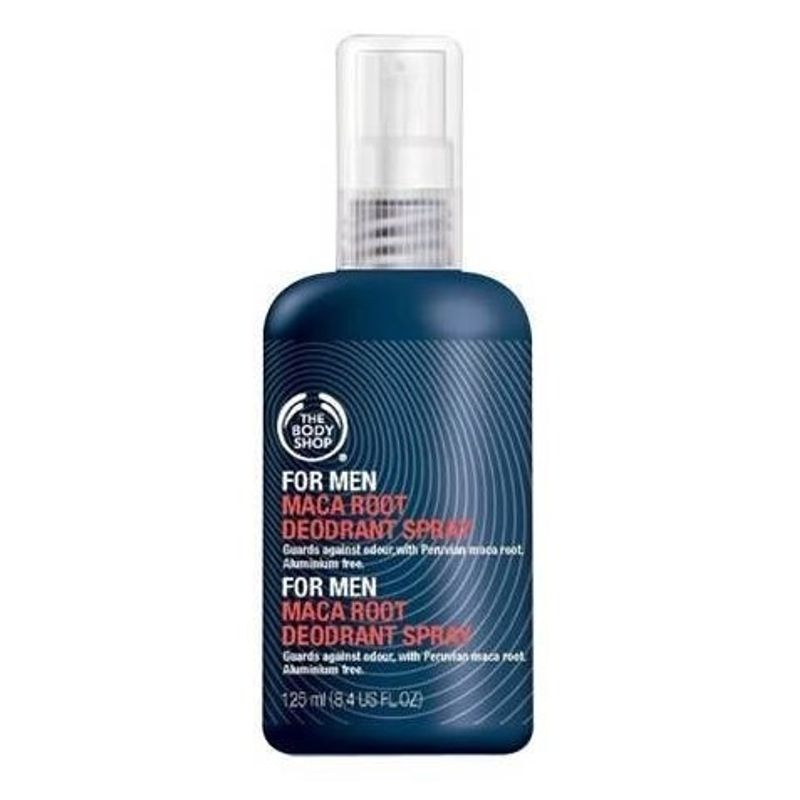 The Body Shop For Men Maca Root Deodorant Spray