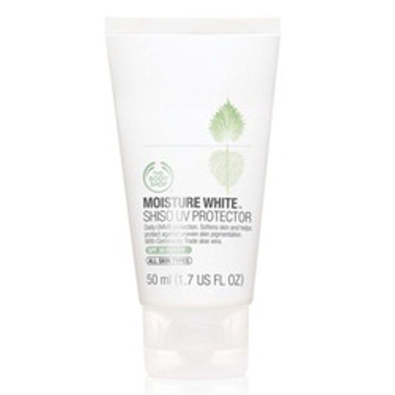 The Body Shop Moisture White Shiso UV Protection Cream SPF 30 PA+++