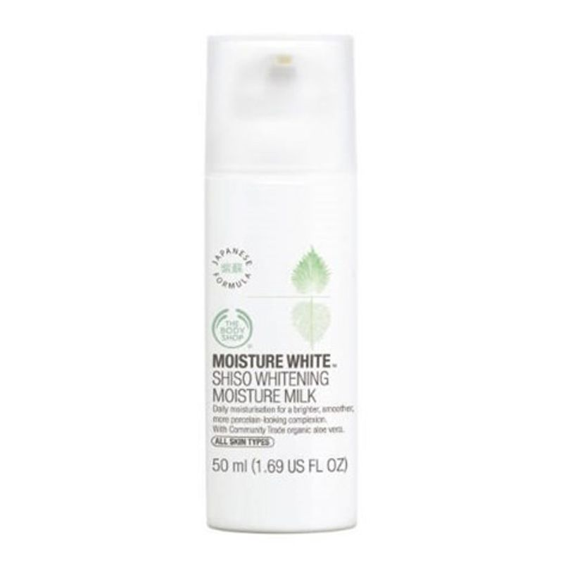 The Body Shop Moisture White Shiso Whitening Moisture Milk