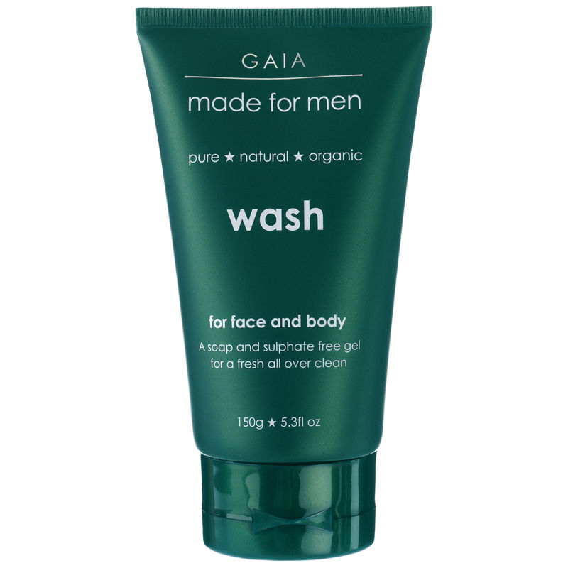 Gaia Skin Naturals Face & Body Wash For Men