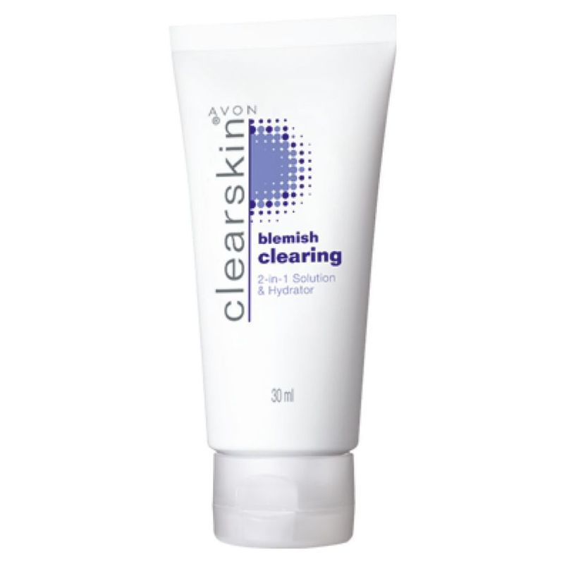 Avon Clearskin Blemish Clearing 2-in-1 Solution & Hydrator (30ml)