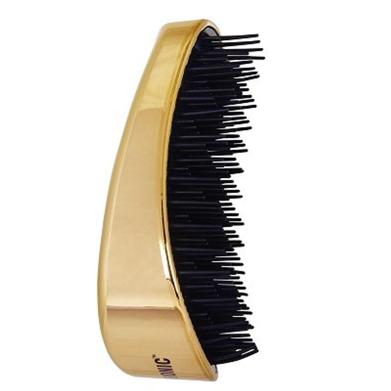 HairTronic Super Super Shaped Detangler - Gold