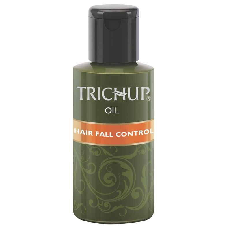 Trichup Hair Fall Control Hair Oil + Free 100ml Trichup Herbal Shampoo Hair Fall Control