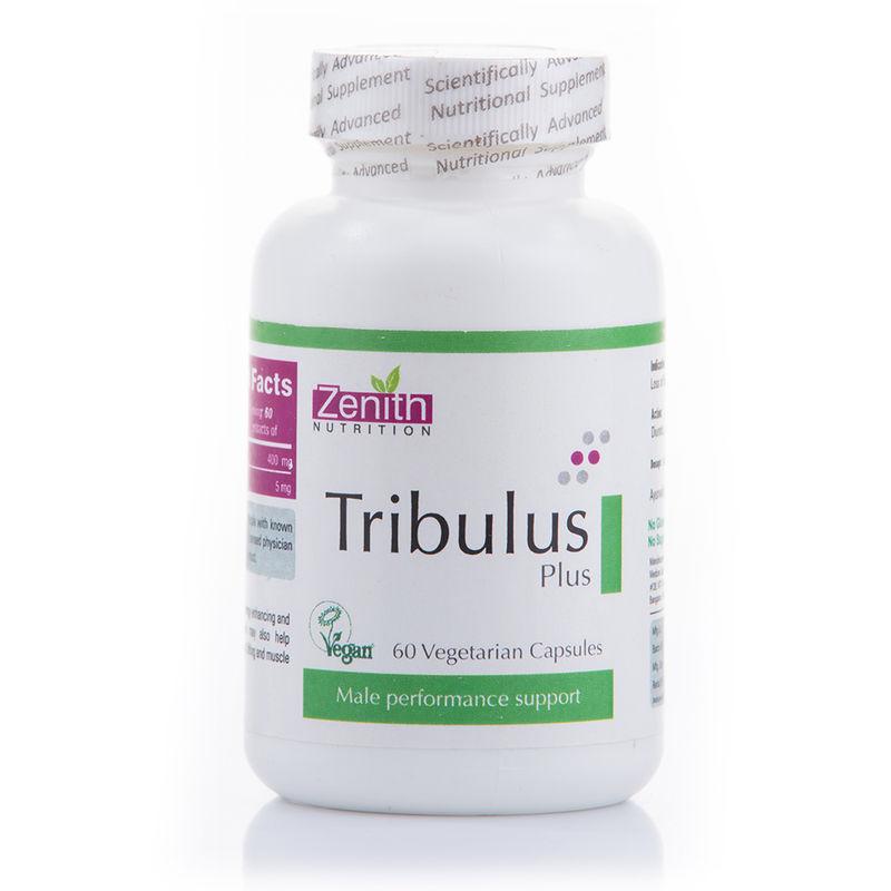 Zenith Nutrition Tribulus 400 Mg Veg Capsules