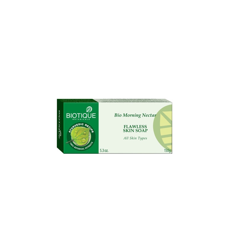 Biotique Bio Morning Nectar Flawless Skin Soap