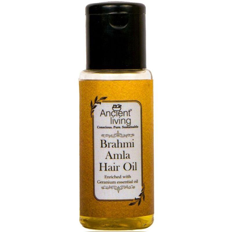 Ancient Living Brahmi & Amla Hair Oil - ANCTL_BHO
