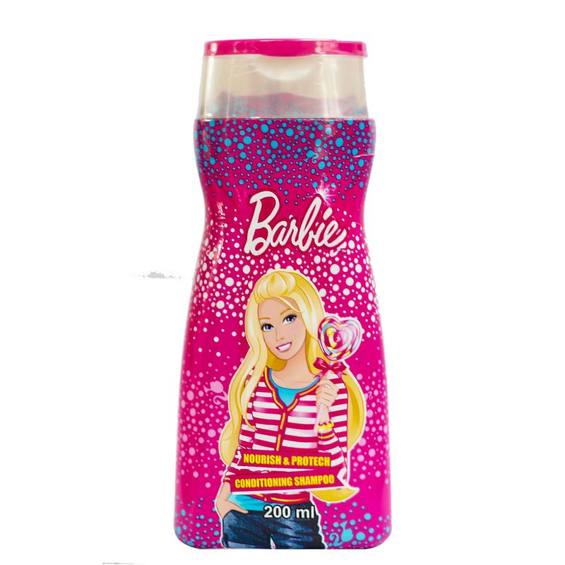 Barbie Shampoo Nourish And Protect