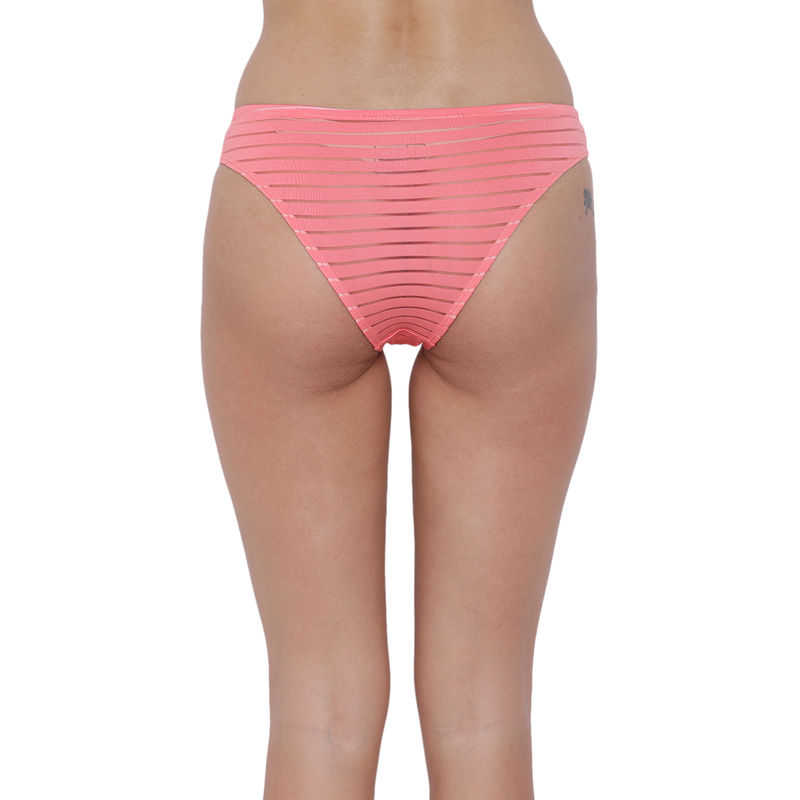 82b6da11d264 Basiics By La Intimo Women's Travieso Naughty Brief Panty Pack of 2 -  Multi-Color at Nykaa.com
