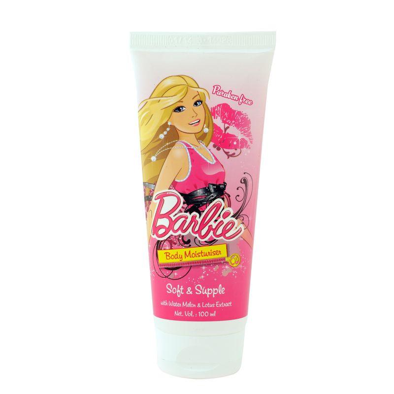 Barbie Body Moisturiser Soft And Supple