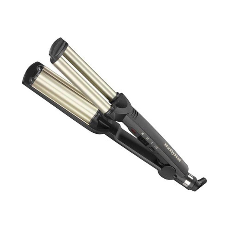 BaByliss C260E Hair Curler - Black