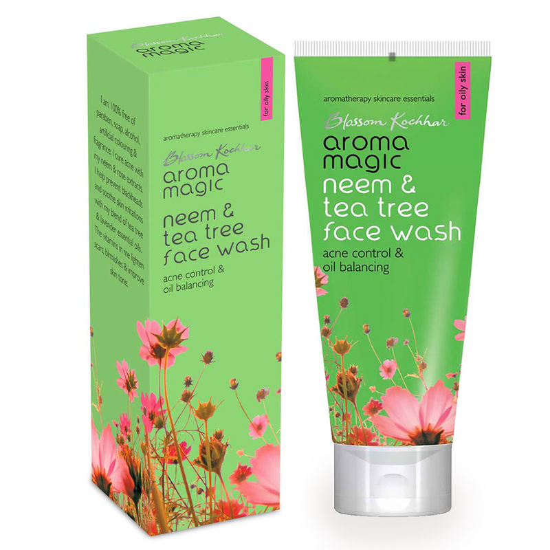 ... Traxsource Source AromaMagic Facewash Buy Aroma Magic Neem & Tea Tree Face Wash Online in India