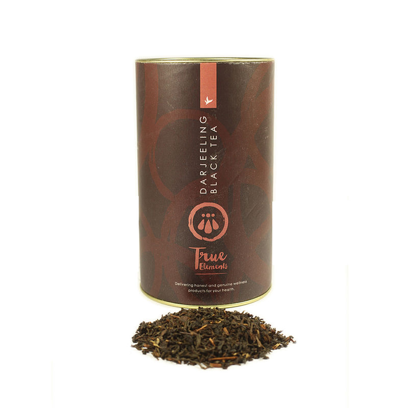 True Elements Darjeeling Black Tea