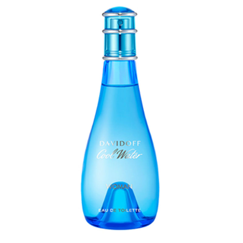 Davidoff Cool Water Eau De Toilette For Woman