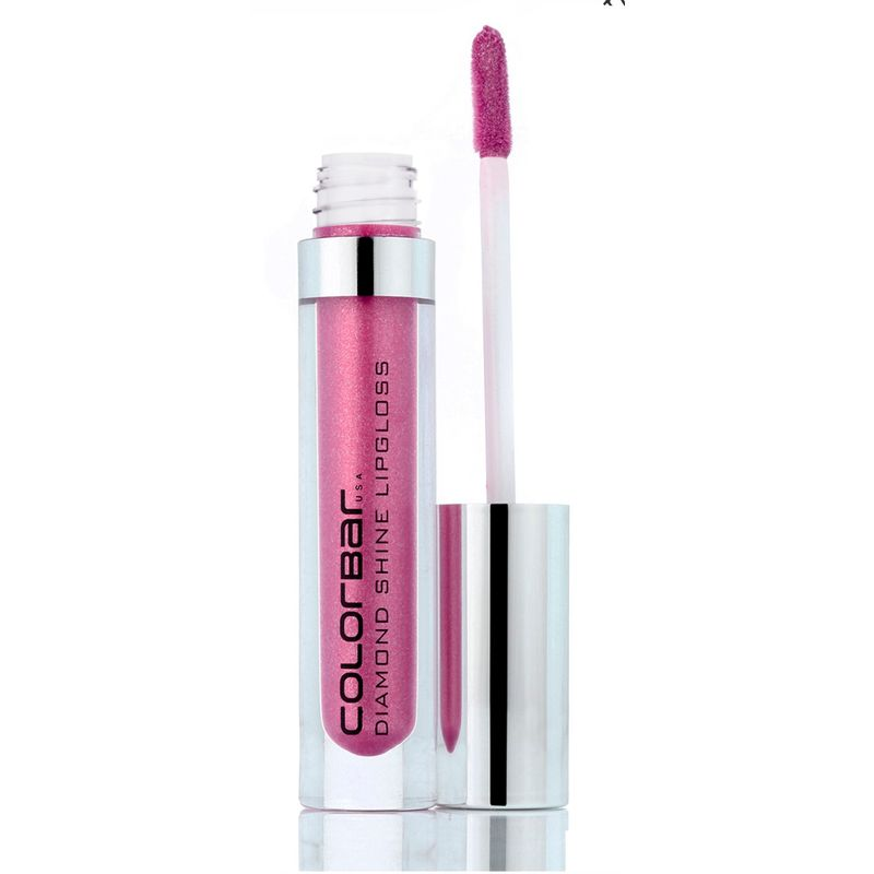 Colorbar Diamond Shine Lip Gloss - Vanity Mauve
