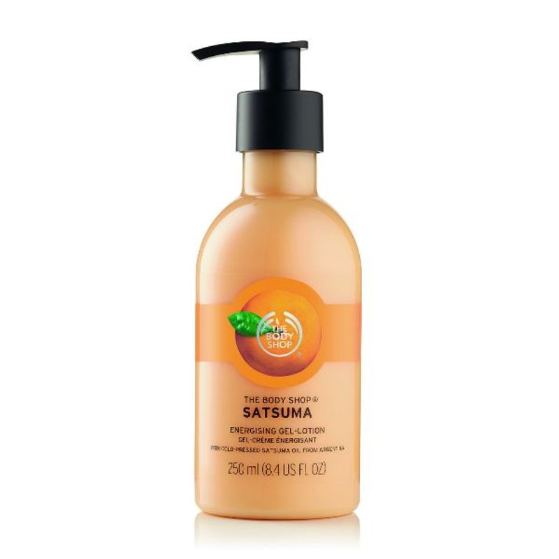 The Body Shop Satsuma Energising Gel Lotion