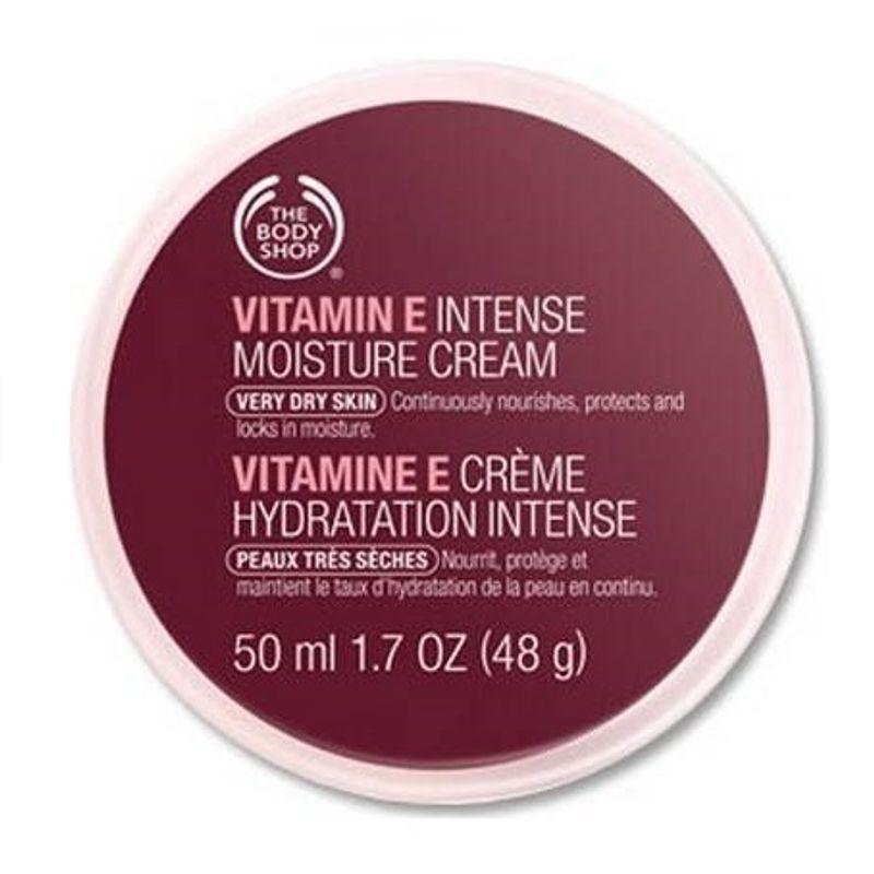 The Body Shop Vitamin E Intense Moisture Cream