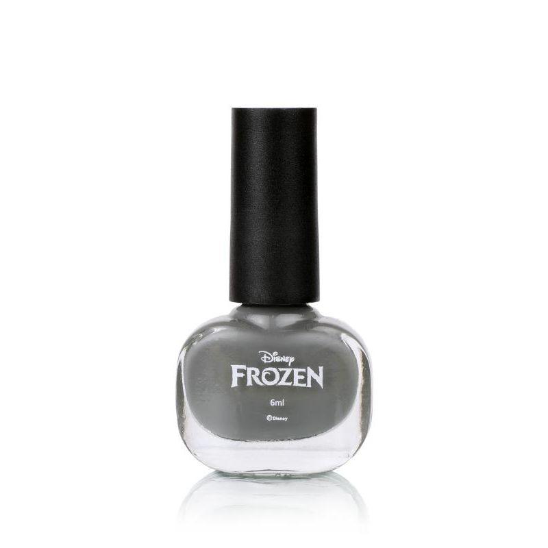 Disney Nail Polish Frozen Matt Grey - 08