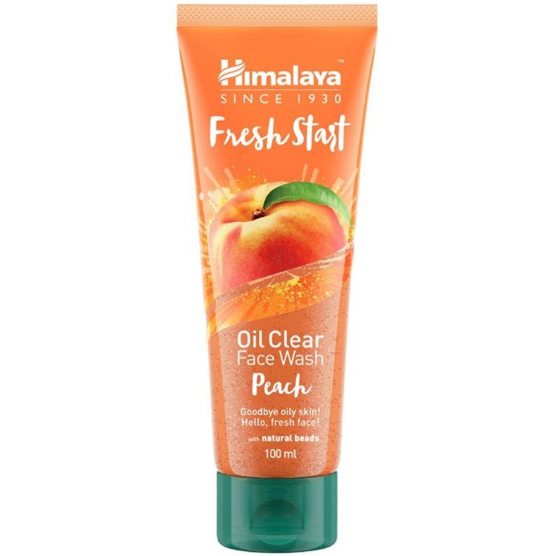 Himalaya Herbals Fresh Start Oil Clear Face Wash Peach