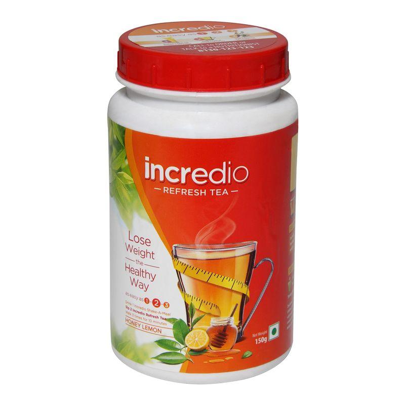 Incredio Refresh Tea - Honey And Lemon