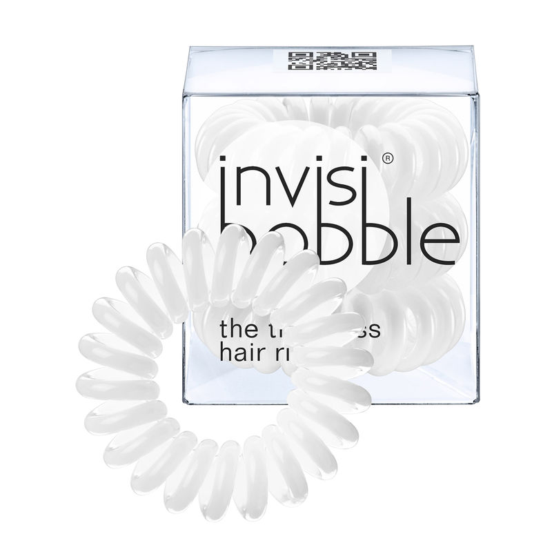 Invisibobble Hair Ring - Innocent White - Pack Of 3