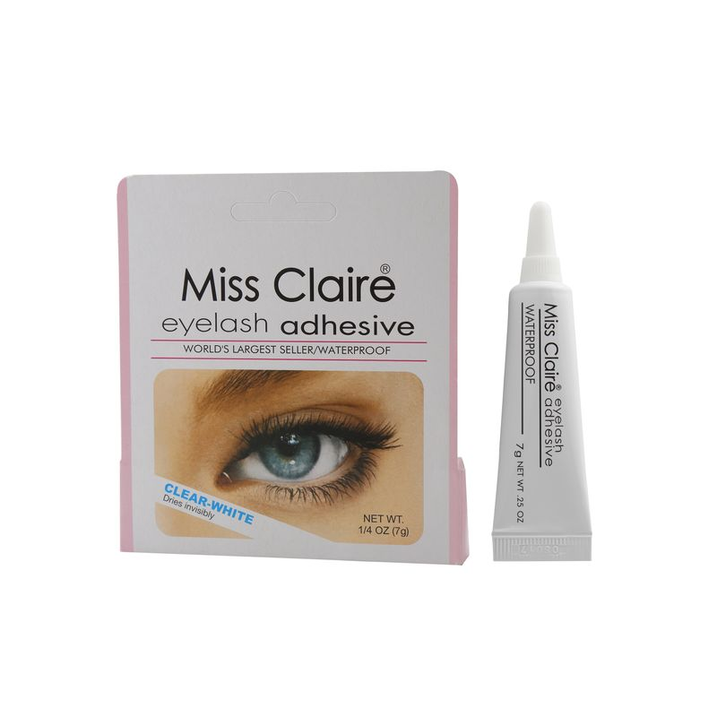 Miss Claire Eyelash Adhesive - Clear White